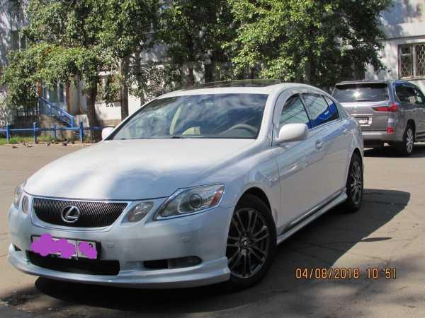 Lexus GS300, 2005 год, 753 000 руб.