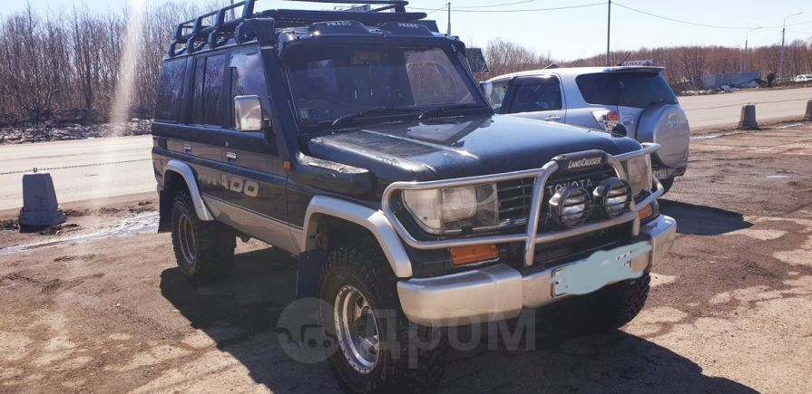 Toyota Land Cruiser Prado, 1995 год, 750 000 руб.