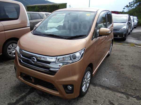 Nissan DAYZ, 2014 год, 405 000 руб.