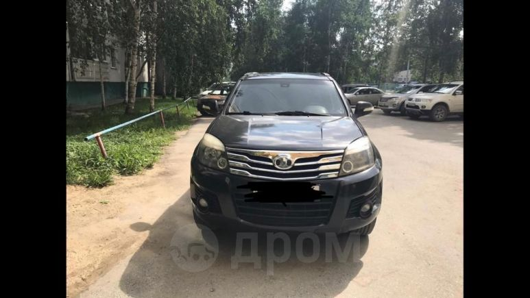 Great Wall Hover H3, 2013 год, 503 000 руб.