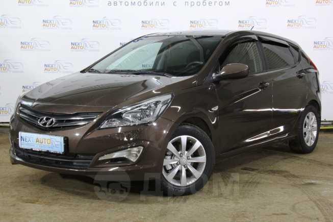 Hyundai Solaris, 2015 год, 527 000 руб.