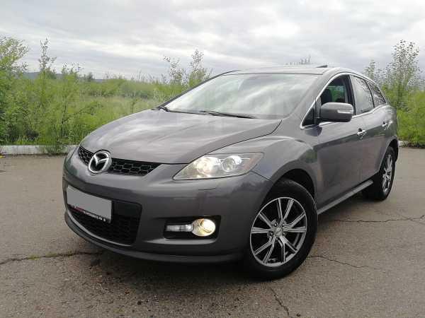 Mazda CX-7, 2007 год, 565 000 руб.
