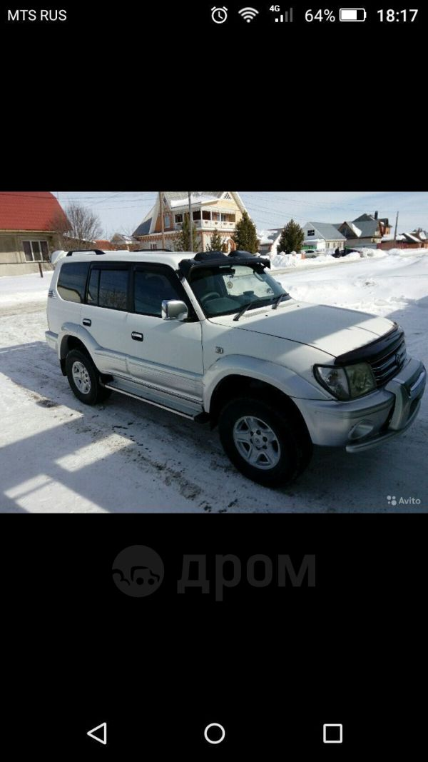 Toyota Land Cruiser Prado, 1998 год, 450 000 руб.