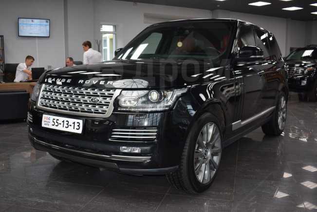 Land Rover Range Rover, 2015 год, 2 890 000 руб.