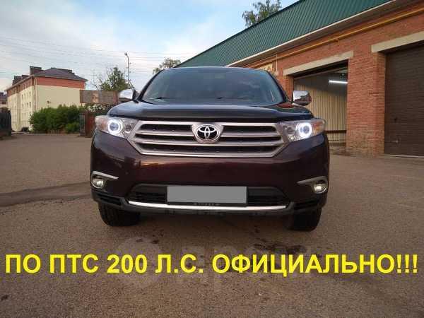 Toyota Highlander, 2010 год, 1 200 000 руб.