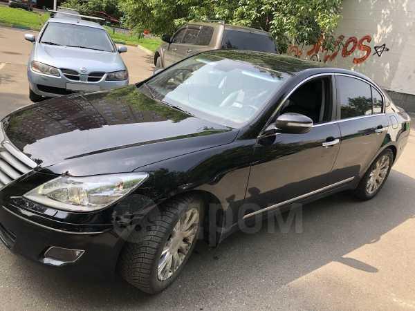 Hyundai Genesis, 2009 год, 629 000 руб.