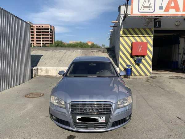 Audi A8, 2004 год, 640 000 руб.