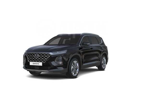 Hyundai Santa Fe, 2019 год, 2 949 000 руб.