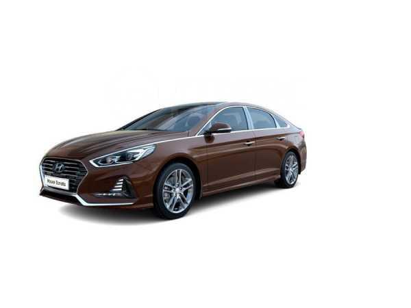Hyundai Sonata, 2019 год, 1 693 131 руб.