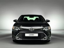 Москва Toyota Camry 2015