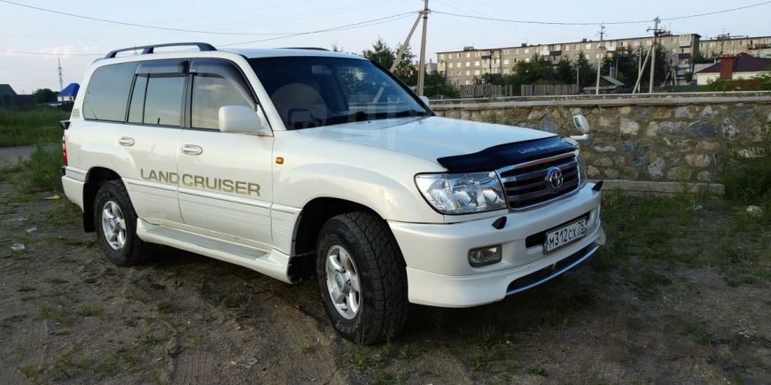 Toyota Land Cruiser, 1998 год, 985 000 руб.