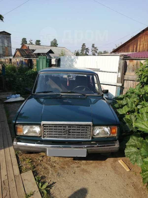 Лада 2107, 1999 год, 105 000 руб.