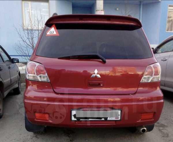 Mitsubishi Outlander, 2002 год, 380 000 руб.