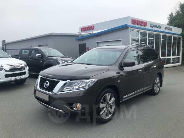 Nissan Pathfinder, 2016 год, 1 780 000 руб.