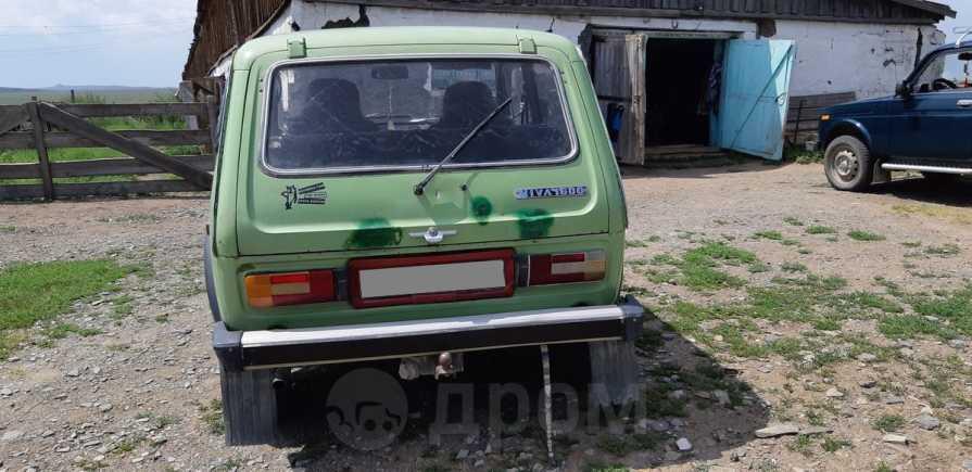 Лада 4x4 2121 Нива, 1992 год, 130 000 руб.