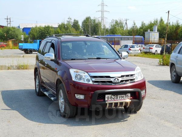 Great Wall Hover H3, 2010 год, 570 000 руб.
