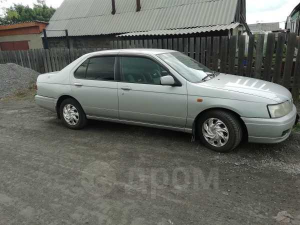 Nissan Bluebird, 2001 год, 220 000 руб.