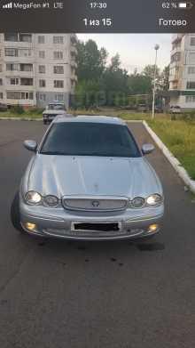 Красноярск X-Type 2001