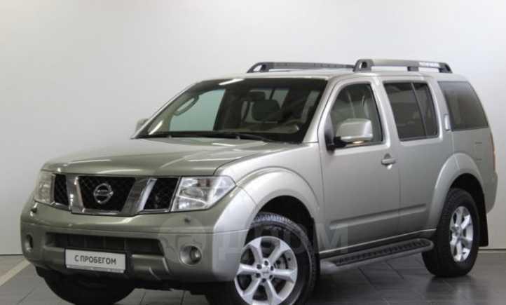 Nissan Pathfinder, 2008 год, 755 000 руб.