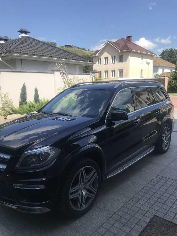 Mercedes-Benz GL-Class, 2013 год, 3 100 000 руб.