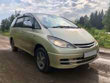 Красноярск Toyota Estima 2000