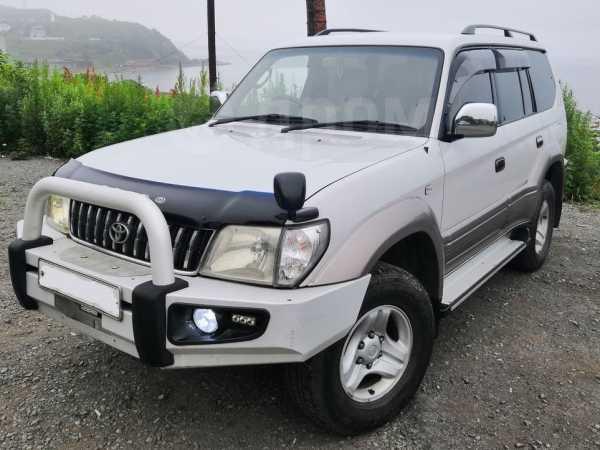 Toyota Land Cruiser Prado, 2000 год, 600 000 руб.