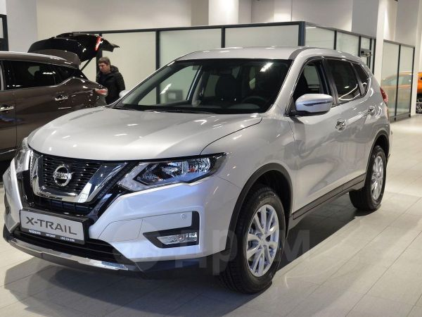 Nissan X-Trail, 2019 год, 1 659 000 руб.