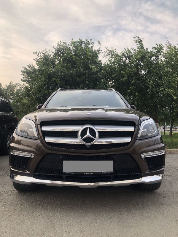 Mercedes-Benz GL-Class, 2014 год, 2 600 000 руб.