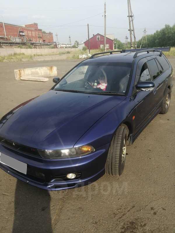 Mitsubishi Legnum, 1997 год, 350 000 руб.
