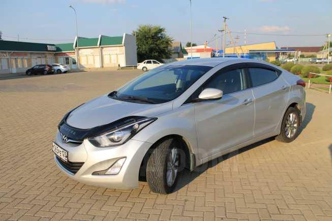 Hyundai Elantra, 2014 год, 720 000 руб.