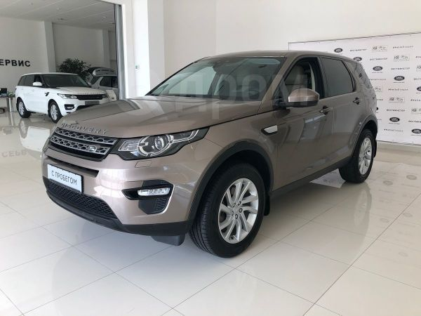 Land Rover Discovery Sport, 2017 год, 2 330 000 руб.