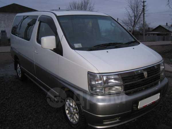Nissan Elgrand, 2001 год, 620 000 руб.