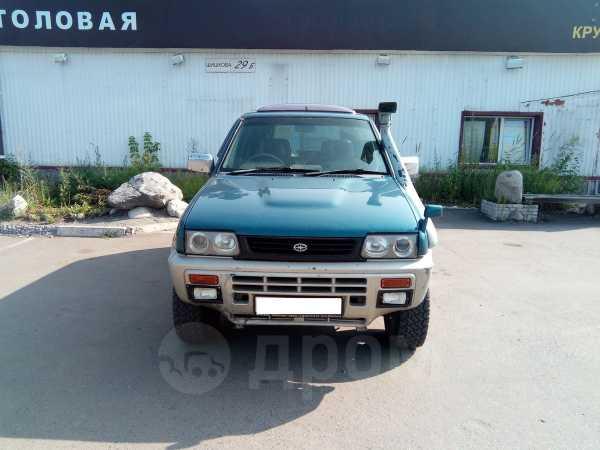 Nissan Mistral, 1995 год, 240 000 руб.