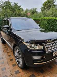 Щёлково Range Rover 2016