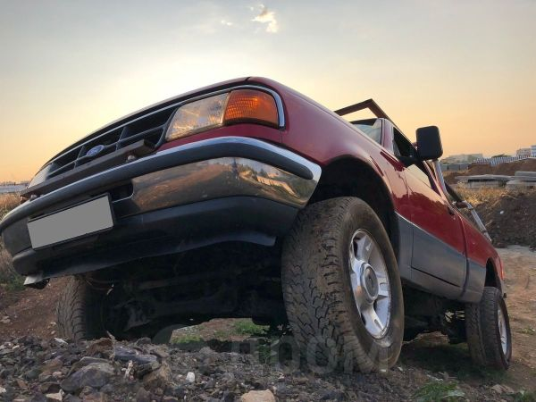 Ford Explorer, 1992 год, 405 000 руб.