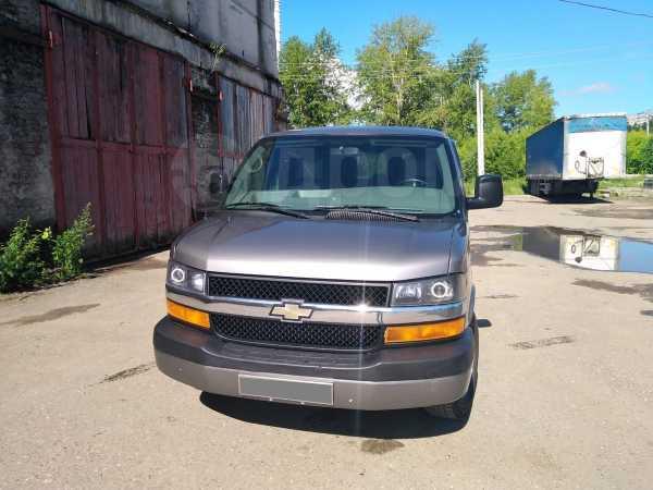 Chevrolet Express, 2010 год, 1 350 000 руб.