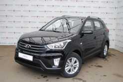 Москва Hyundai Creta 2019
