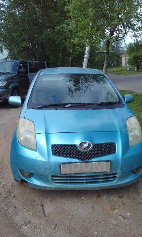 Toyota Vitz, 2006 год, 200 000 руб.
