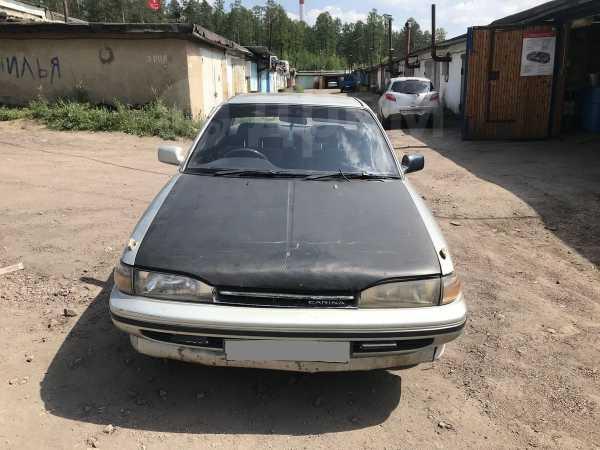 Toyota Carina, 1989 год, 27 000 руб.