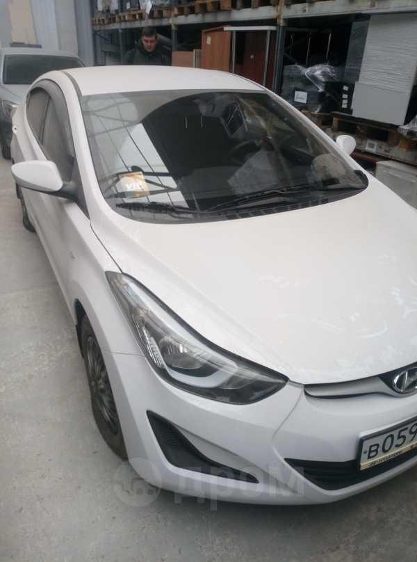 Hyundai Elantra, 2015 год, 746 100 руб.