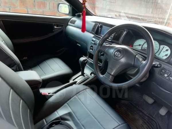 Toyota Corolla Fielder, 2002 год, 285 000 руб.