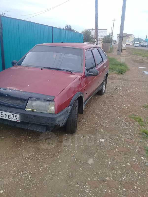 Лада 2109, 1993 год, 75 000 руб.