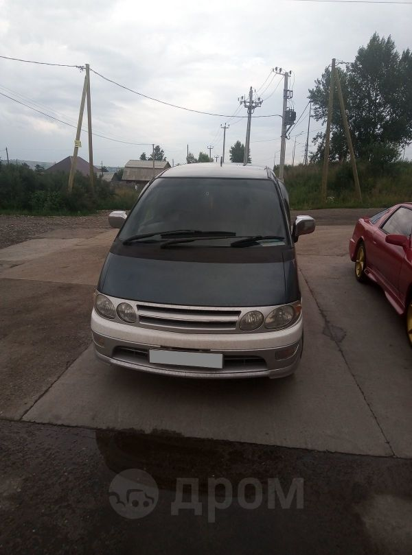 Toyota Estima, 1994 год, 345 000 руб.