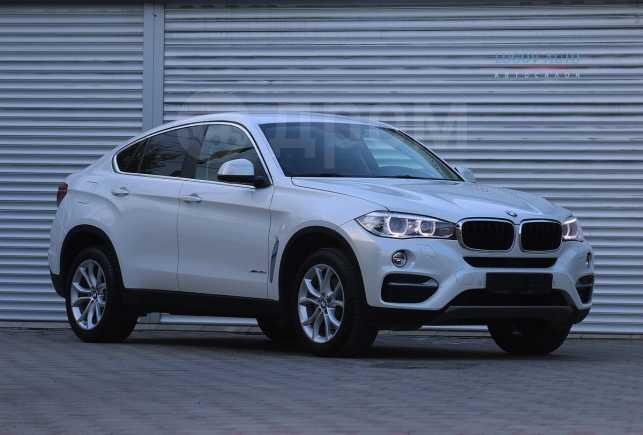 BMW X6, 2016 год, 2 940 000 руб.