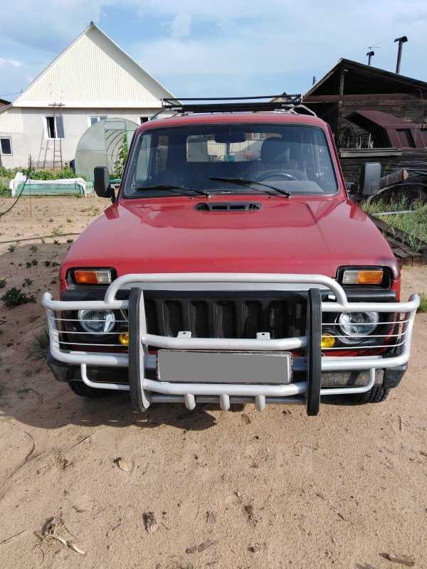 Лада 4x4 2121 Нива, 1990 год, 155 000 руб.