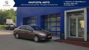 Иркутск Peugeot 301 2016