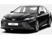 Москва Toyota Camry 2019