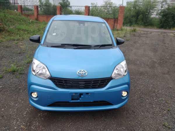 Toyota Passo, 2016 год, 570 000 руб.