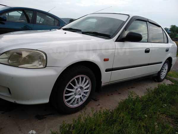 Honda Civic Ferio, 1999 год, 210 000 руб.