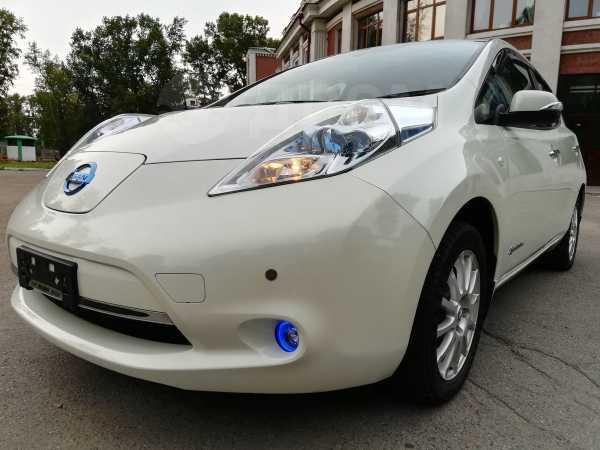 Nissan Leaf, 2012 год, 448 000 руб.